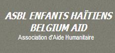 Enfants Haïtiens Belgium AID asbl